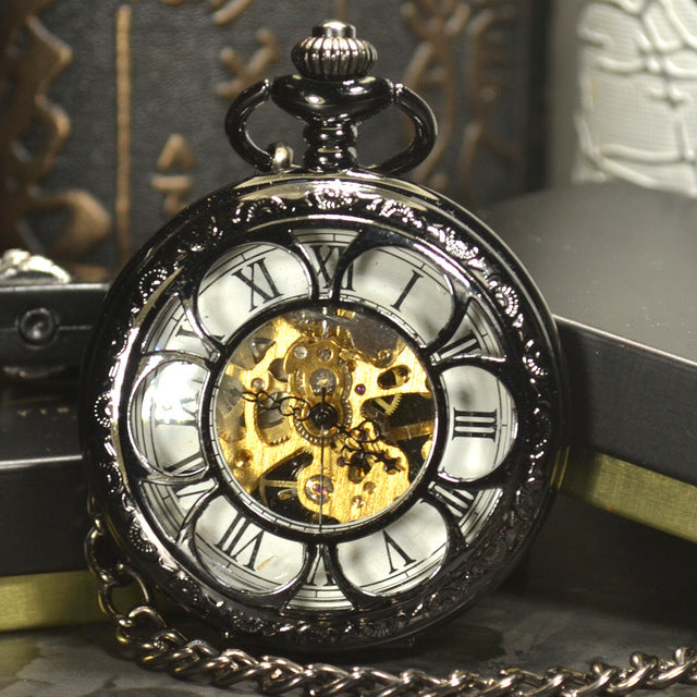 Steampunk Pocket Watch Buyers Guide