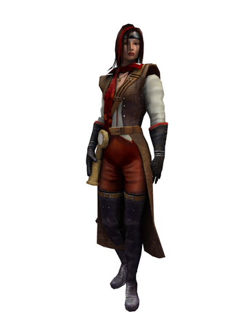Rise of Nations Rise of Legends characters Lenora steampunk outfit