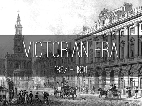 victorian era city setting which inspired the origin of steampunk