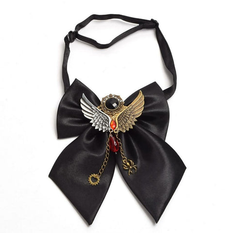 bow tie for men in steampunk style