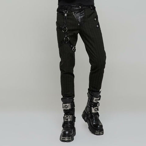 mens steampunk trousers