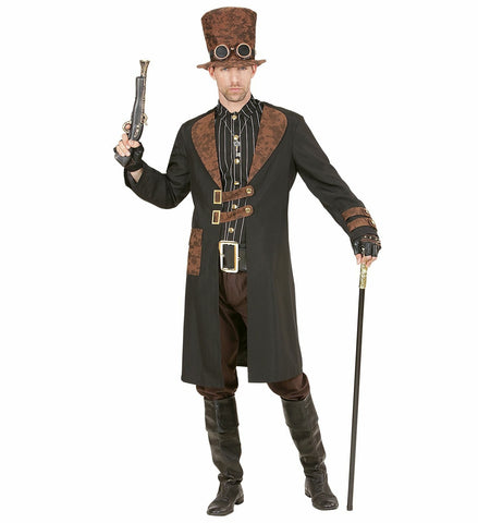 mens steampunk costume example