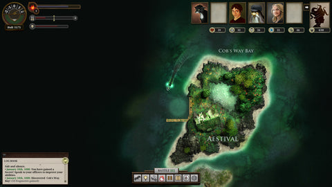sunless sea playstation 4 screenshot