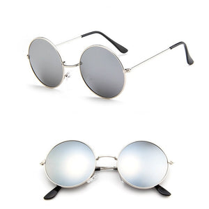 Buy Steampunk Oversized Round Sunglasses Online