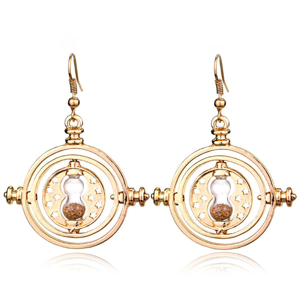 Steampunk Time Tuner Earrings O