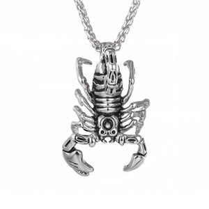 Buy Scorpion Steampunk Necklace (3 Colors) Online
