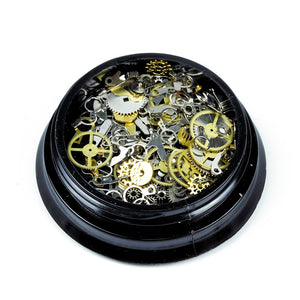 Buy Steampunk Nail Gears Decoration Online