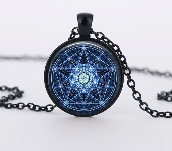 Buy Witch Pentagram Pendant Necklace Online