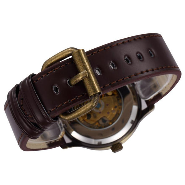 Vintage Steampunk Wrist Watch