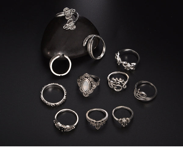 Victorian Ring Sets