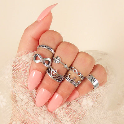 Victorian Ring Set - 21 Different Variants