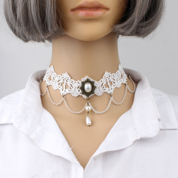 Victorian Fashion Necklaces For Women