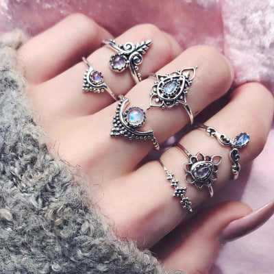 Victorian Ring Sets - Set 2