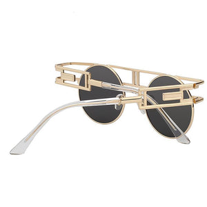 Buy Steampunk Square Frame Sunglasses Online