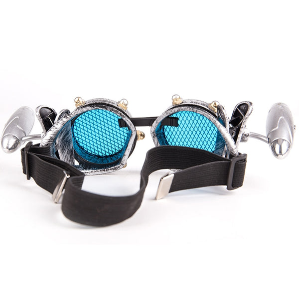 Steampunk Goggles With Lights