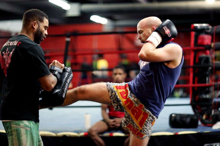 Striking and Fitness - Boxing, Kickboxing, and More