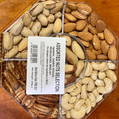 NUTTY DELIGHTS (Dry Fruits)(280G)