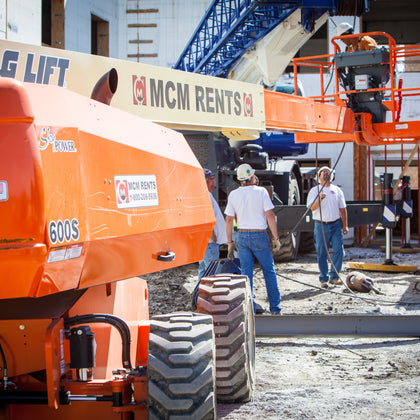 Construction Equipment Rental