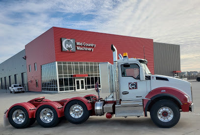 Mid Country Machinery - Trailer Truck