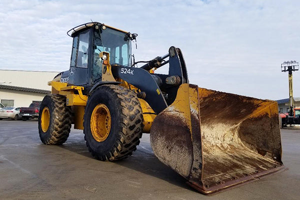 Heavy Equipment for Sale from Mid Country Machinery