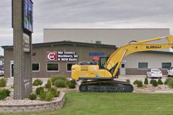 Mid Country Machinery in Fort Dodge, IA