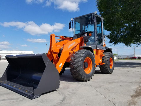 HITACHI 2018 ZW80 WHEEL LOADER