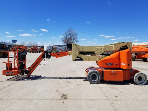 JLG 2019 E400AJP NARROW ELECTRIC BOOM LIFT