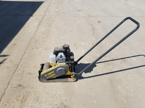 BOMAG 10/30 SINGLE DIRECTIONAL PLATE TAMPER