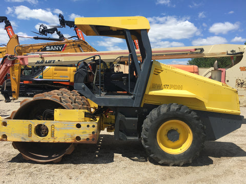 BOMAG  BW177PD  VIBRATORY COMPACTOR