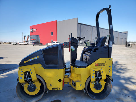 BOMAG BW120AD-5 VIBRATORY ROLLER
