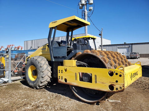 "BOMAG 2014 BW211PD-50  84"" ROLLER"
