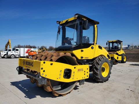 BOMAG BW177PDH-5 PADFOOT ROLLER