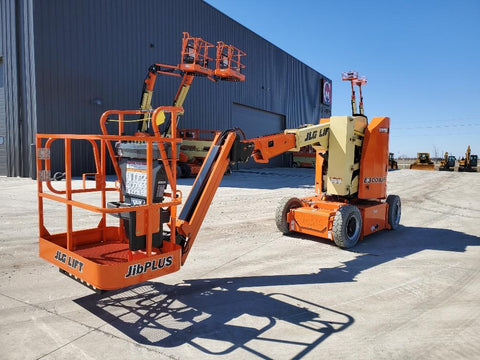 JLG E300AJP ELECTRIC BOOMLIFT