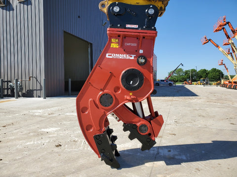 SHEARCORE CWP3000 PULVERIZER