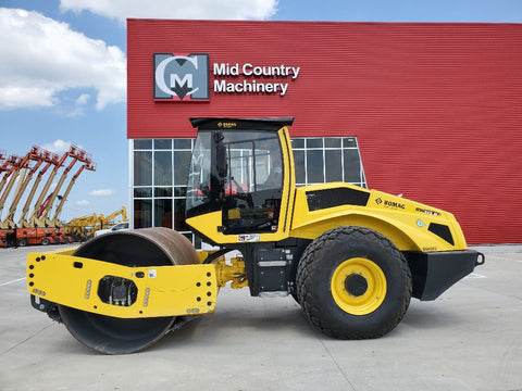 2019 BOMAG BW213D-5 84IN SMOOTH DRUM