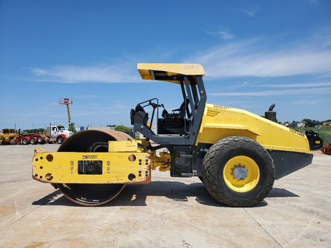 BOMAG  BW211D  VIBRATORY COMPACTOR