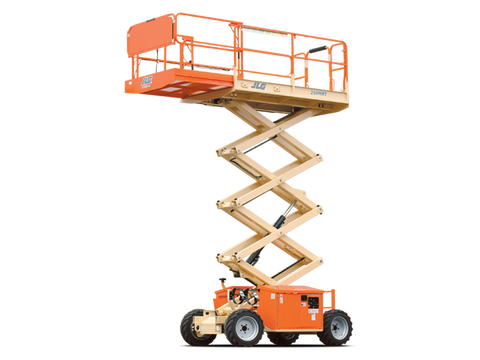 Scissor Lift 26' Rough Terrain