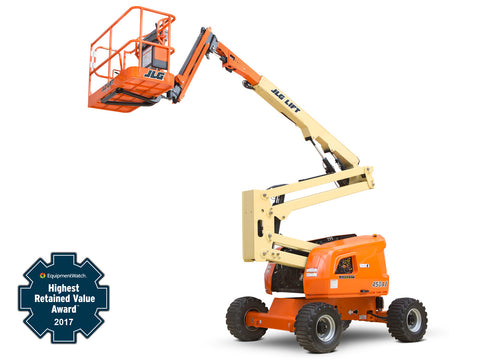 Boom Lift 45' Articulating
