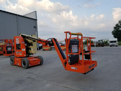 JLG 2017 E300AJP ARTICULATING ELECTRIC BOOMLIFT