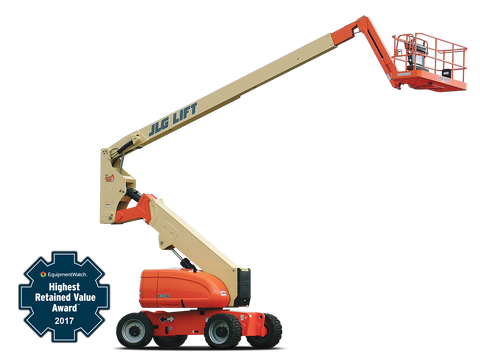 Boom Lift 80' Articulating
