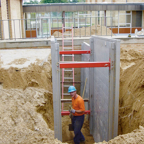 Trench Box Aluminium Rental