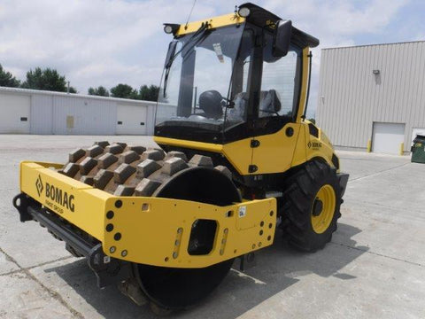 <p>BOMAG 2018 BW177PDH-5 VIBRATORY COMPACTOR</p>