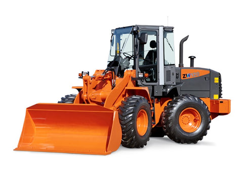 Wheel Loader 2-2.5yd