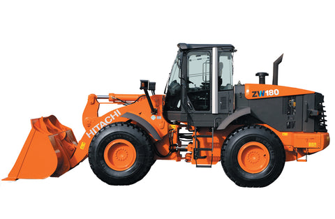 Wheel Loader 3.25-4yd