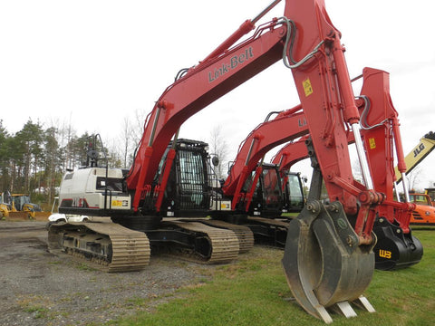 ORIEL 3 OVER 2 DEMO GRAPPLE, LBX 210X4