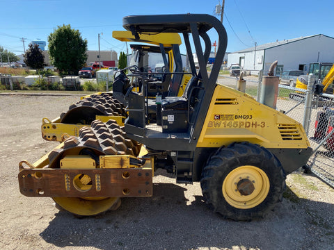 BOMAG BW145PDH-3 VIBRATORY COMPACTOR
