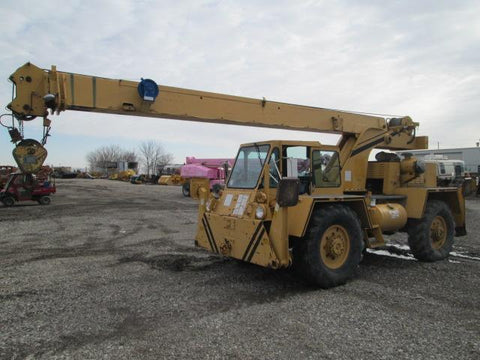 GROVE 1979 RT48MC CRANE