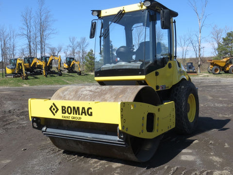 BOMAG BW177-5 VIBRATORY COMPACTOR