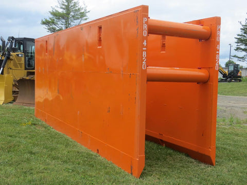 PRO-TEC PRO4-8X20 STEEL TRENCH BOX