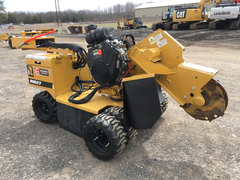 Stump Grinder w/ Trailer Rental